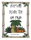 Make Ten Go Fish Math Game Grades 1-3