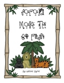 Make Ten Go Fish Math Game Grades 1-3