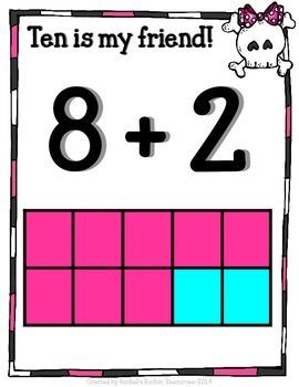 Number Sense -Make Ten {K.CC.B.5}