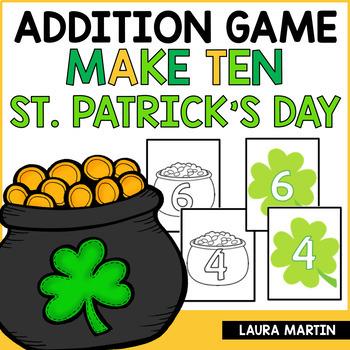 Making Ten-St. Patrick's Day