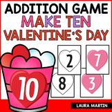Ways to Make Ten - Valentines Day Theme