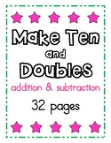 Make Ten and Doubles Computation Practice