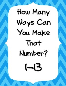 Make That Number!