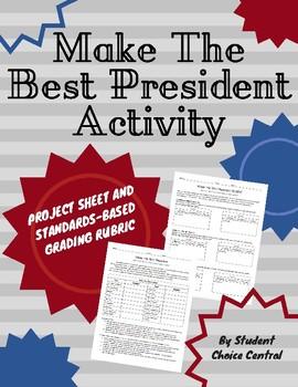 Make The Best President Activity