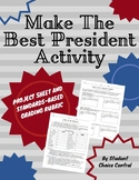 Make The Best President Activity
