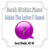 Make The Letter F Sound Lead Sheet
