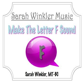 Recording: Make The Letter F Sound