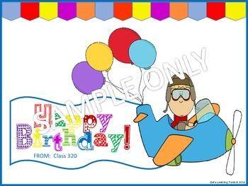Make Their Birthday Memorable!