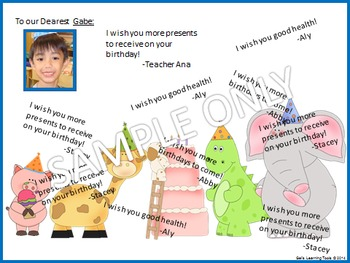 Make Their Birthday Memorable! (Birthday Bundle)