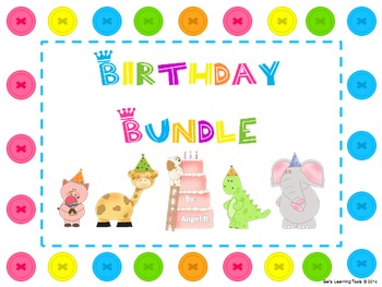 Make Their Birthday Memorable! (Birthday Bundle)