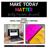 Make Today Matter Gratitude & Growth Mindset Journals
