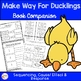 Make Way For Ducklings Companion and Duck Research