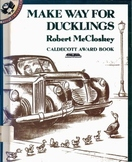 Make Way For Ducklings By Robert McClosky