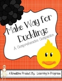 Make Way for Ducklings - A Guided Reading Student Journal
