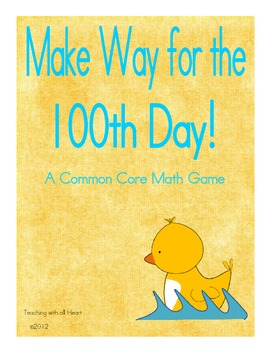 Make Way for the 100th Day!