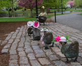 Make Way for the Easter Ducklings