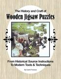 Make Wooden Jigsaw Puzzles: History / Social Studies Activities
