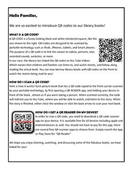 Make Your Books Interactive with QR Codes!