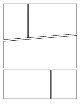 Creative Writing: Make Your Own Comics & Practice Dialogue