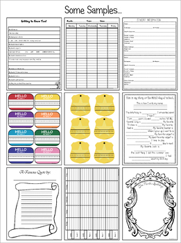 Make Your First Day of School Great Again! Back to school organization and fun!
