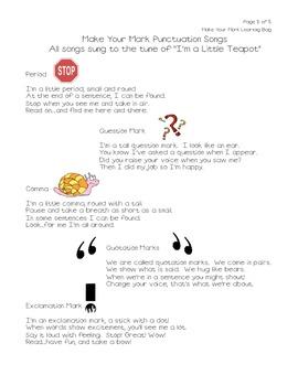 Make Your Mark Learning Express Bag