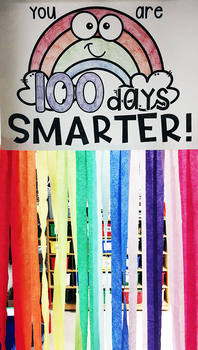 Make Your Own 100th Day Banner