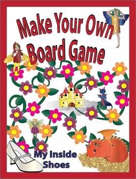 Make Your Own Board Game-Templates