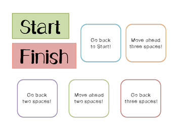 Make Your Own Board Game with Articulation Cards for Speech Therapy
