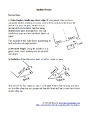 Make Your Own Booklet