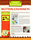 Make Your Own (Button) Castanets!