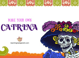 Make Your Own Catrina Skeleton for Day of the Dead
