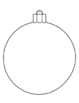 Make Your Own Christmas Holiday Ornament! Inexpensive Holiday Art Project!