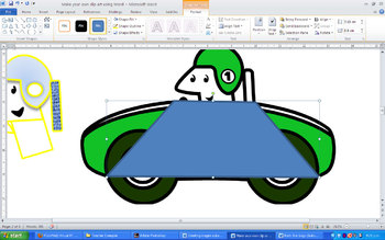Make Your Own Clipart Using Microsoft Word Drawing Tools Teacher Pack