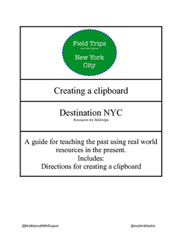 Make Your Own Clipboard