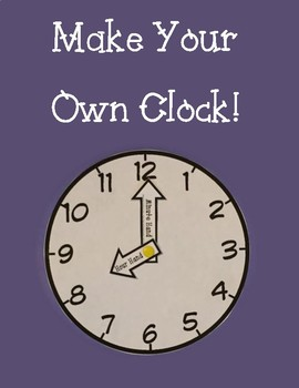 Make Your Own Clock!