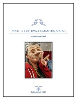 Make Your Own Commedia Masks