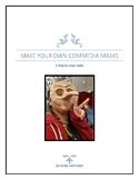 Make Your Own Commedia Masks
