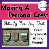 Symbolism Activity For Any Text: Making A Personal Crest