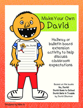 Make Your Own David!