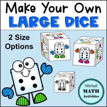Make Your Own Dice (Dice Buds Version)