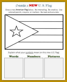 Make Your Own Flag