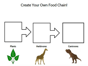 Make Your Own Food Chain