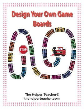 Make Your Own Game Boards