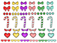 Make Your Own Gingerbread Man Printable and Clipart- Over 100 images!