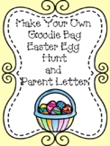 Make Your Own Goodie Bag Easter Egg Hunt