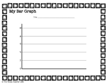 Make Your Own Graphs & Data Collecting- Differentiated!