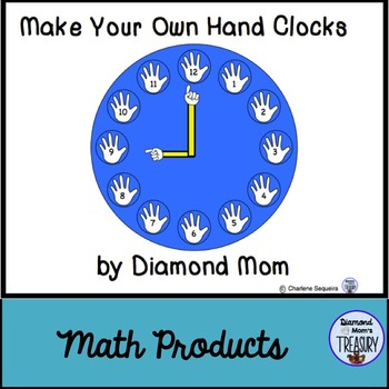 Make Your Own Hand Clock