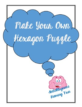 Make Your Own Hexagon Puzzle