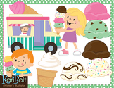 Make Your Own Ice Cream Clip Art