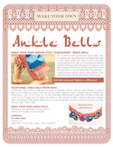 Instruments From India – Make Your Own Ankle Bells (Ghungroo)